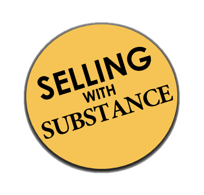 Selling With Substance